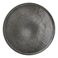 O-Tableware 4 assiettes à dessert Element Ø 19,5 cm gris-Avant