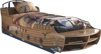 Bed Piratenboot Jacky