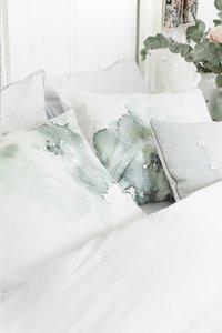 Walra Housse de couette Green blossom jade coton 140 x 240 cm-Détail de l'article