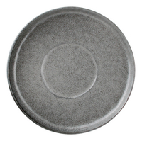 O-Tableware 4 sous-tasses Element Ø 14 cm gris-Avant