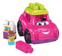 Mega Bloks First Builders Lil' Vehicles Catie Le cabriolet-Avant