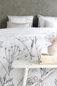 Walra Housse de couette Flower fields wit coton 200 x 220 cm-Image 2