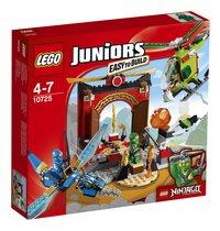 LEGO Juniors 10725 De Verloren tempel van Ninjago-Vooraanzicht