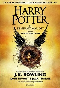 Harry Potter et l'enfant maudit Parties 1 et 2