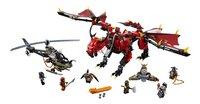 LEGO Ninjago 70653 Le dragon Firstbourne-Avant