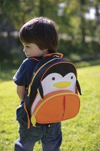 Skip*Hop sac à dos Zoo Packs pingouin-Image 1