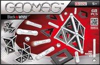 Geomag Black & White 68 pièces