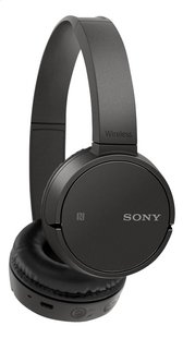 Sony casque Bluetooth WH-CH500 noir-Avant