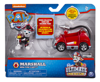 Pat' Patrouille Ultimate Rescue Marcus Mini Fire Cart-Avant
