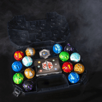 Speelset Bakugan Storage Case zwart-Afbeelding 1
