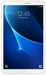 Samsung tablet Galaxy Tab A 2016 wifi + 4G 10.1/  16 GB wit-Vooraanzicht