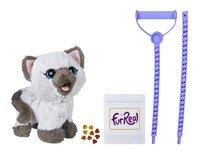 FurReal peluche interactive Kami mon chaton qui fait popo-Avant