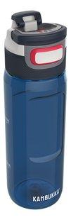 Kambukka Drinkfles Elton Midnight Blue blauw 75 cl-Linkerzijde