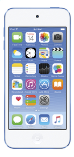 Apple iPod touch 16 Go bleu