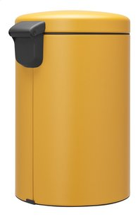 Brabantia Pedaalemmer newIcon mineral mustard yellow 20 l-Achteraanzicht