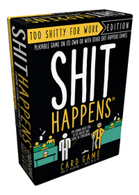 Shit Happens - Too shitty for work ENG-Linkerzijde