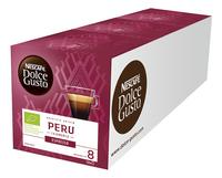 Nescafé Capsules Dolce Gusto Peru espresso - 3 dozen-Vooraanzicht