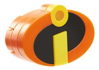 Incredibles 2 speelset - Gear set met embleem-Artikeldetail
