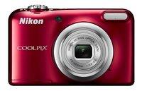 Nikon digitaal fototoestel A10 rood