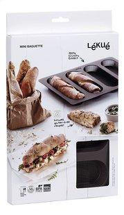 Lékué Moule Mini Baguette Bread-Côté gauche