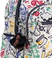 Kipling rugzak Seoul Go Doodle Play Bl-Artikeldetail