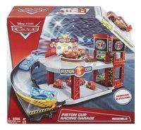 Garage Disney Cars Piston Cup Racing-Vooraanzicht