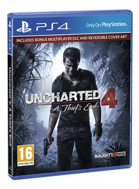 PS4 Ucharted 4: A Thief's End Pre-order ENG/FR