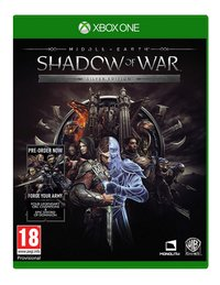 XBOX One Shadow of War Silver Edition ENG/FR
