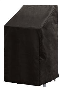 Outdoor Covers beschermhoes voor stapelstoelen L 66 x B 95 x H 133 cm Premium polypropyleen-Rechterzijde