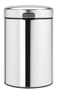 Brabantia Wandafvalemmer newIcon brilliant steel 3 l