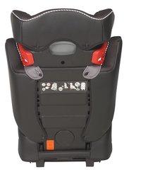 Dreambee Autostoel Essentials IsoFix Groep 2/3 grijs/zwart-Achteraanzicht