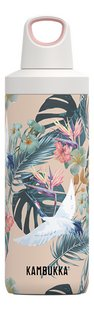 Kambukka Drinkfles Reno insulated paradise flower 50 cl-Vooraanzicht