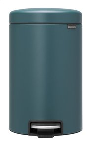 Brabantia Pedaalemmer newIcon mineral reflective blue