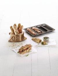 Lékué Moule Mini Baguette Bread-Image 5
