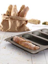 Lékué Moule Mini Baguette Bread-Image 7