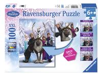 Ravensburger puzzel Disney Frozen Zoek de verschillen