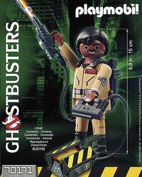 PLAYMOBIL Ghostbusters 70171 Ghostbusters Edition Collector W. Zeddermore-Détail de l'article