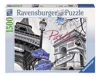 Ravensburger puzzle Paris mon amour