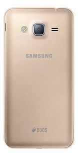 Samsung smartphone Galaxy J3 2016 or-Arrière