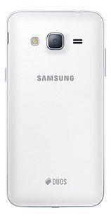 Samsung smartphone Galaxy J3 2016 blanc-Arrière