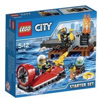 LEGO City 60106 Brandweer starter-set