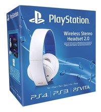 PS4 officiële draadloze headset 2.0