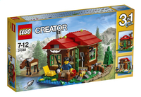 LEGO Creator 31048 La cabane du bord du lac