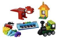 LEGO Classic 11001 Stenen en ideeën-Vooraanzicht