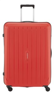 Travelite Valise rigide Uptown Spinner rouge