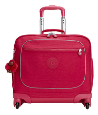 2d1dca39ee1 Kipling trolley-boekentas Manary True Pink 42 cm