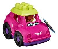 Mega Bloks First Builders Lil' Vehicles Catie Le cabriolet-Côté gauche