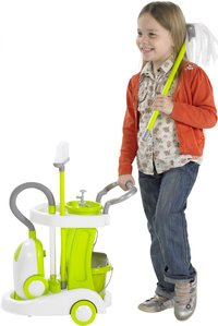 DreamLand schoonmaaktrolley met stofzuiger-Afbeelding 2