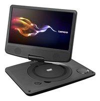 Lenco draagbare DVD-speler DVP-9331 9/ zwart-Artikeldetail