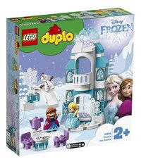 LEGO DUPLO 10899 Frozen Ijskasteel-Linkerzijde